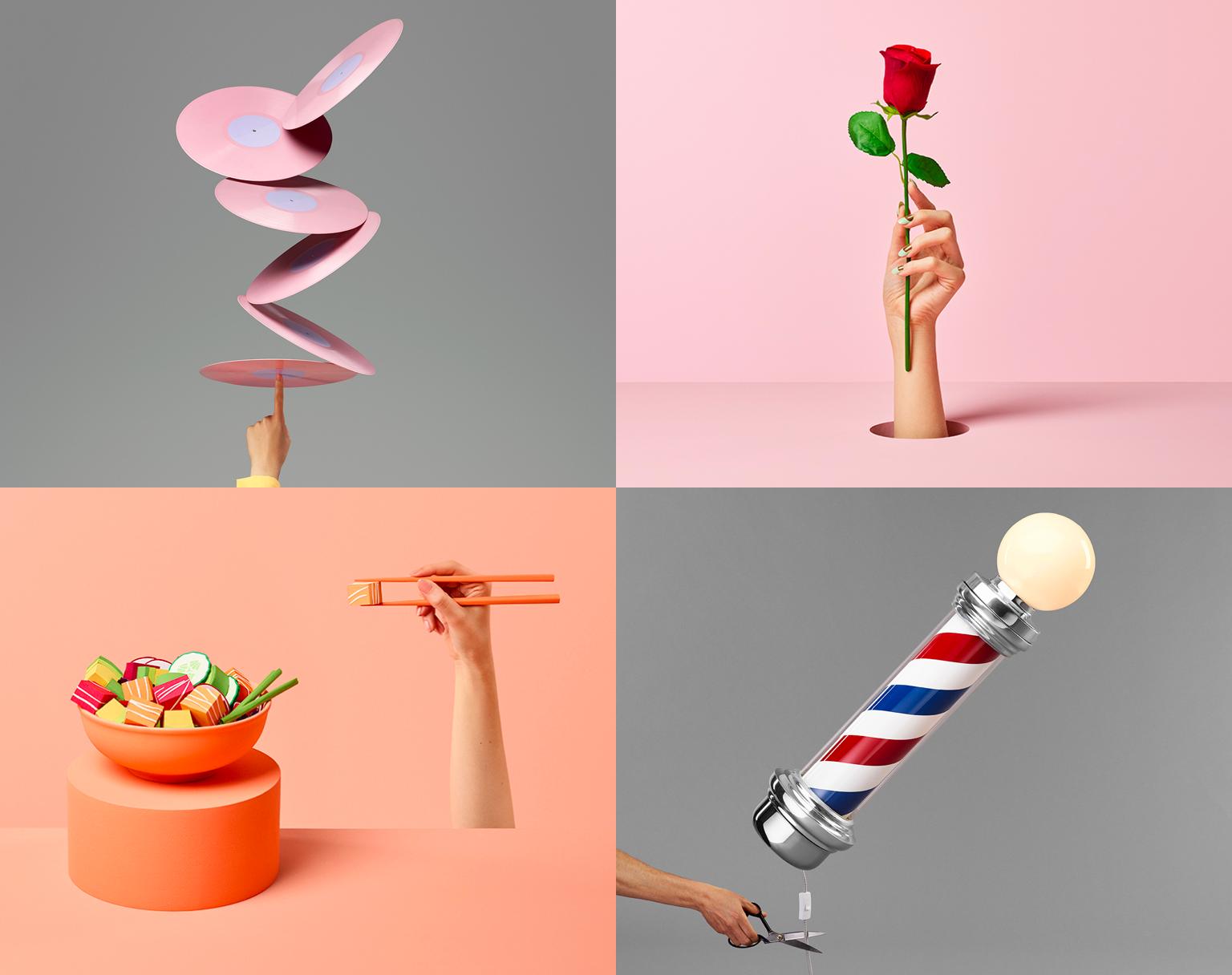 Chopsticks by Akatre