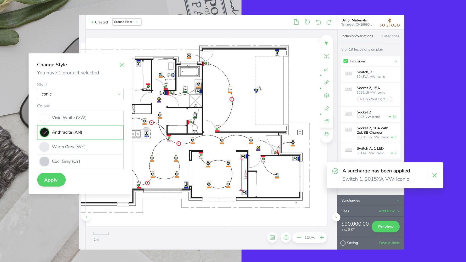 Clipsal Electrical Design Application case study hero image