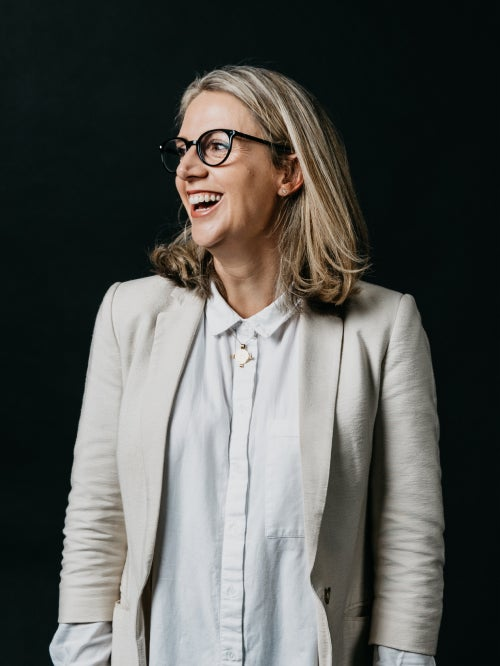 Leah Champion - People and Culture Lead