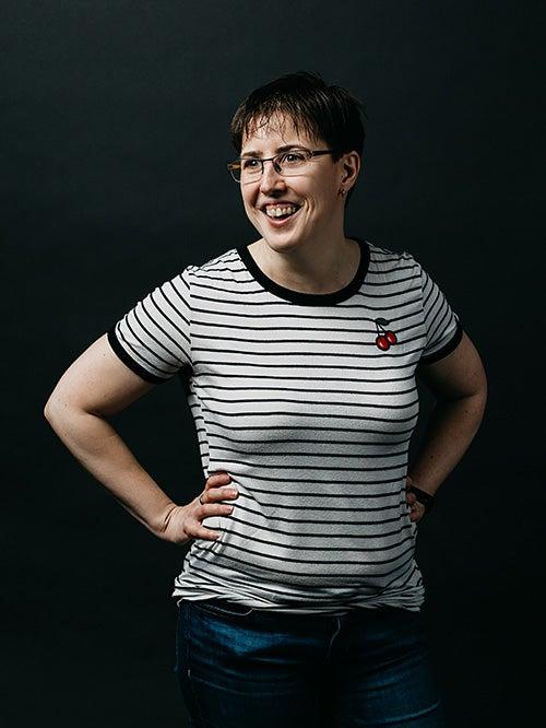 Belinda McPhee - Digital Producer