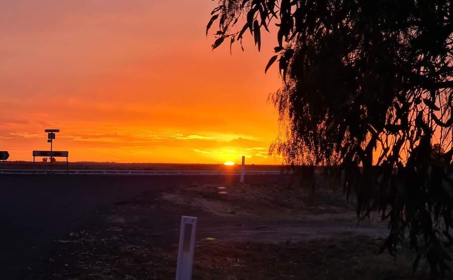 Sunset Day 3