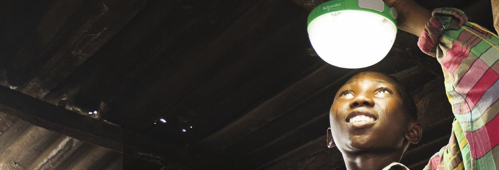 Mobiya lamp