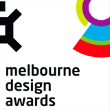 Melbourne design awards logo