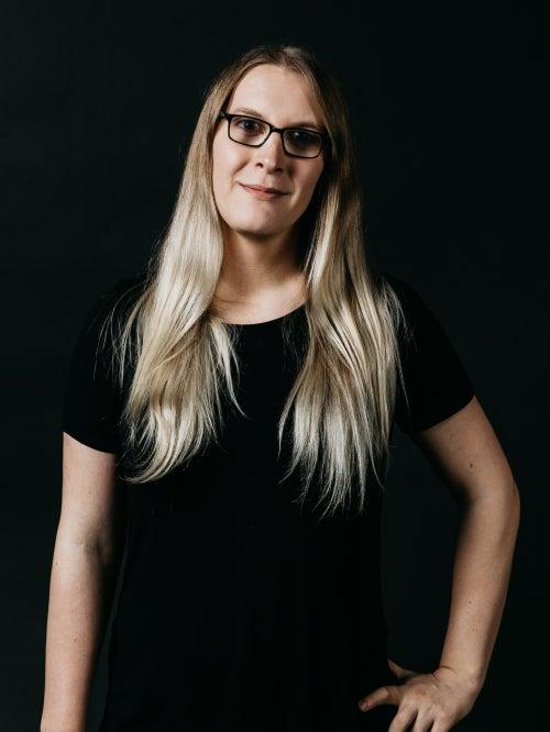 Amelia Davis - Front End Developer