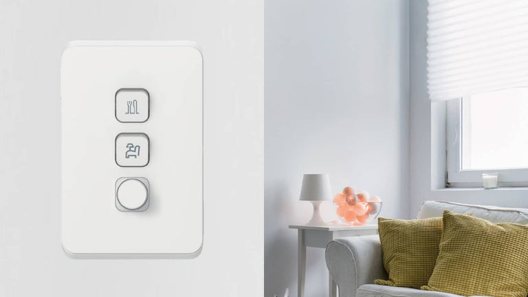 Image showing control switches