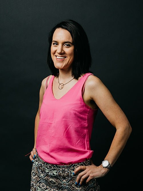 Emma Andrews - Strategy Director