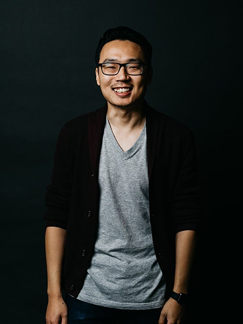 Tony Duan - Senior Web Developer