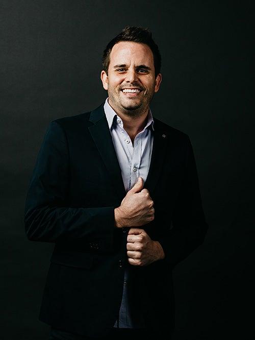 Liam Thomas - Engagement Director