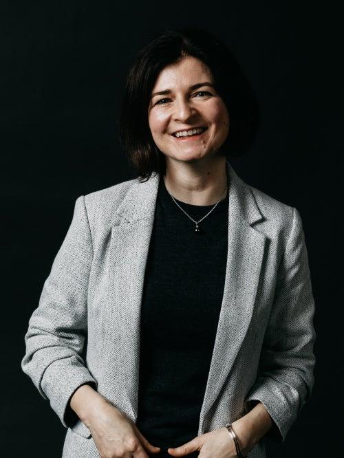 Cristina Durrant - Digital Content Specialist