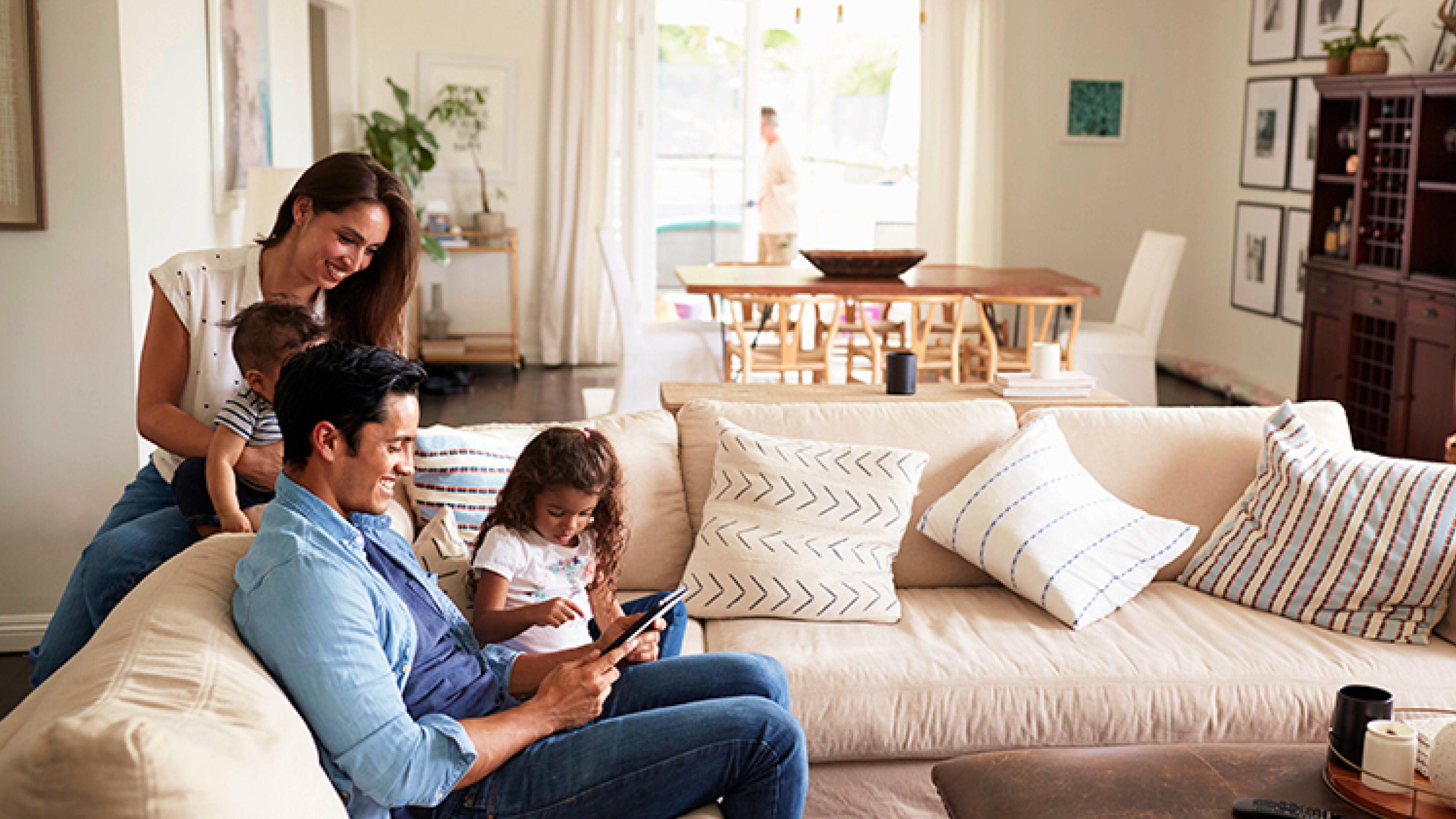 Clipsal Virtual Smart Home case study hero image