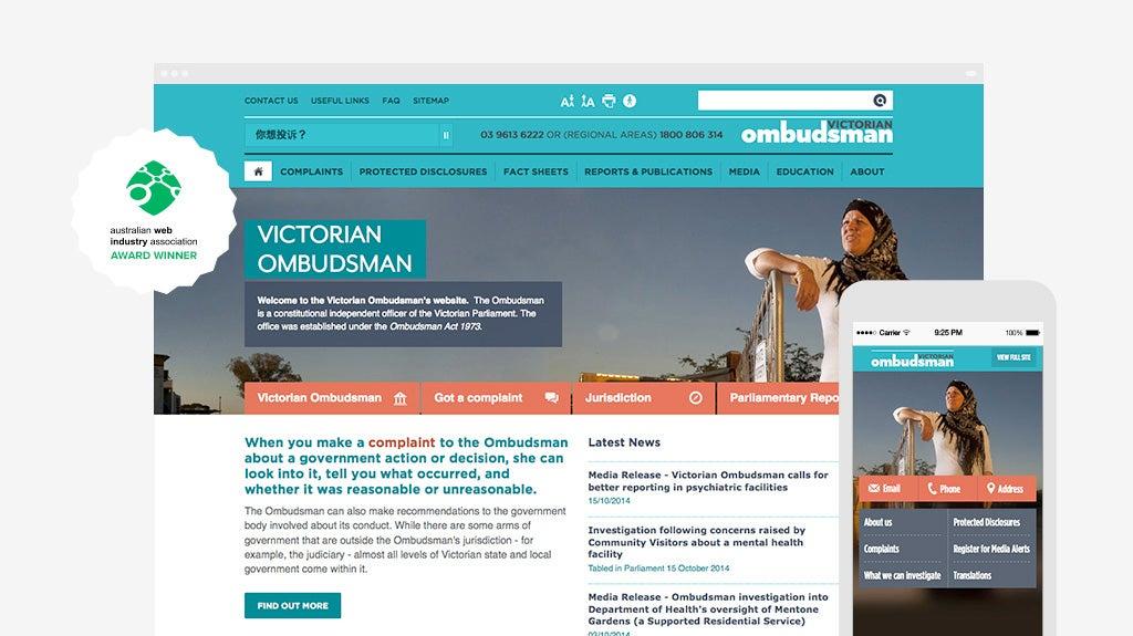 Victorian Ombudsman