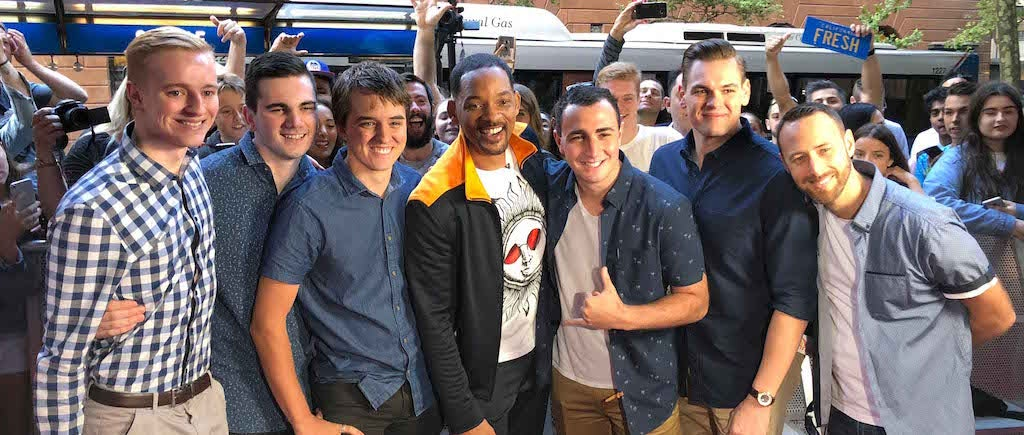 Some of the 'real' Aussie Will Smiths