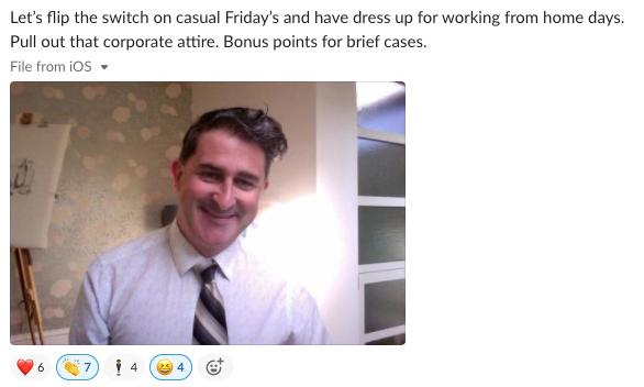 Man in smart attire