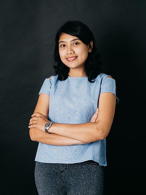 Shanti Lestari - Quality Analyst