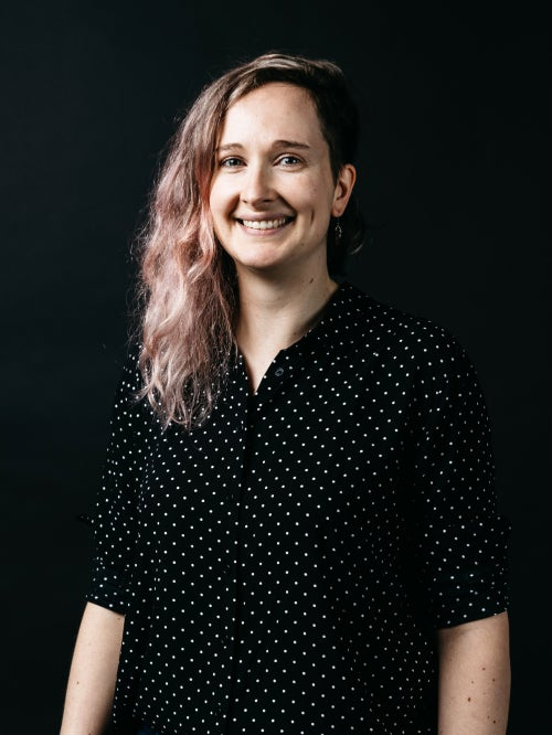 Dr Marnie Crook - UX Researcher