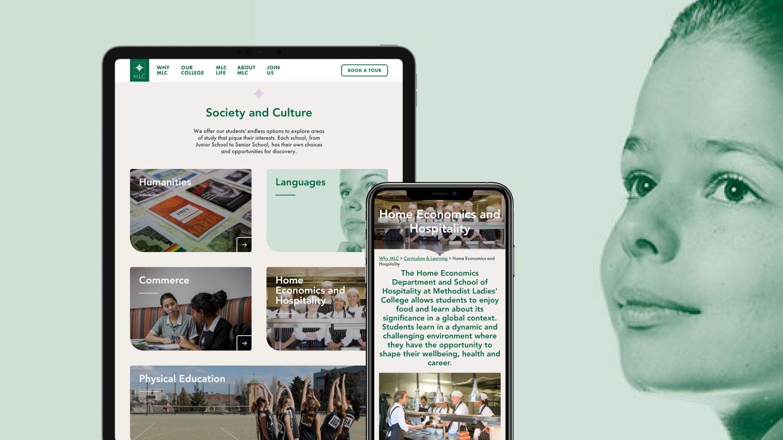 MLC website