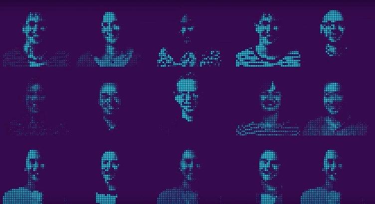 Digital Luminary faces