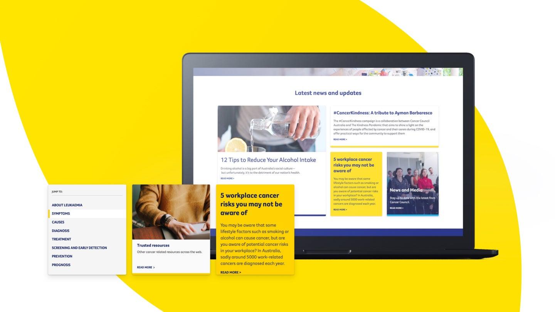 Cancer Council Website