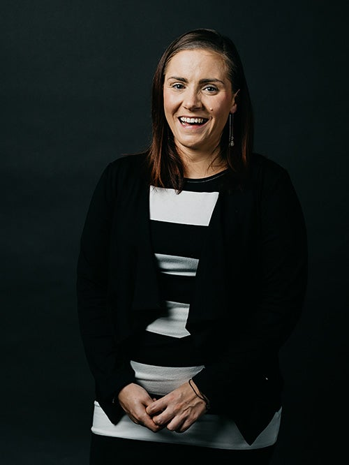 Anne-Marie Preston - Digital Producer